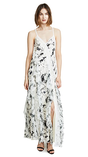 Alice Olivia Jayda Maxi Dress Shopbop