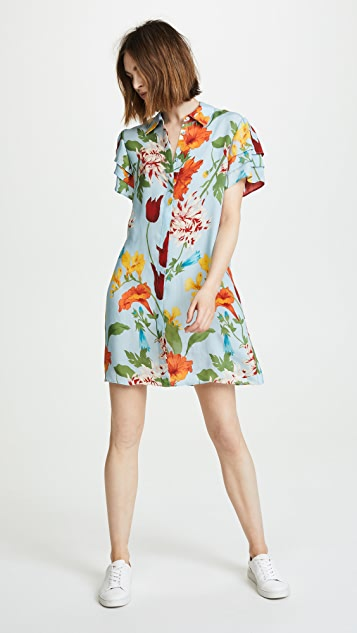 alice + olivia Jem Shirtdress