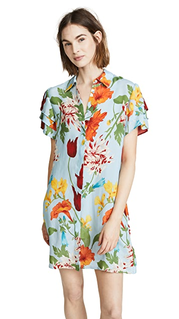 alice + olivia Jem Shirtdress
