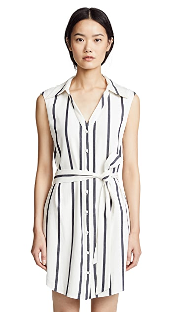 alice + olivia Payton Shirtdress