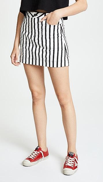 Alice Olivia Gail Miniskirt