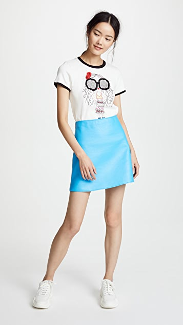 alice + olivia Rylyn T-Shirt