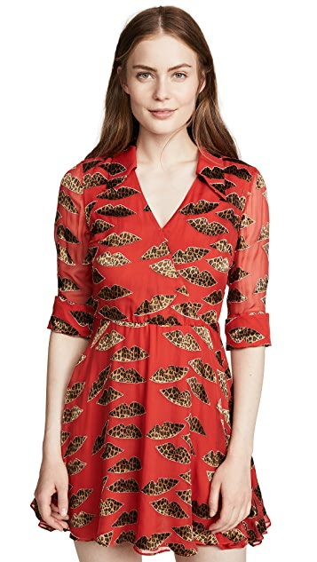 alice + olivia Catina Dress