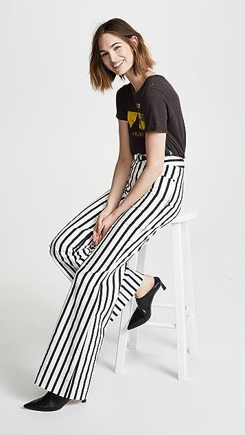 alice + olivia Beta Jeans