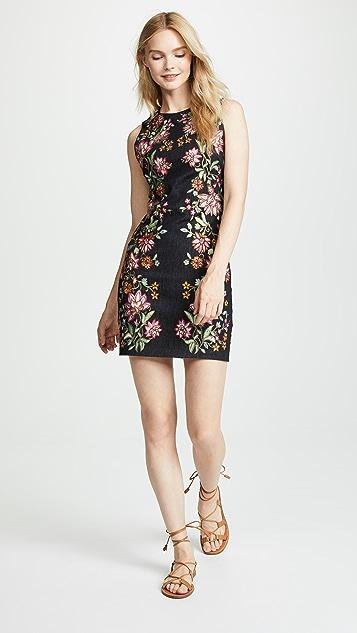 alice + olivia Nat Mini Dress