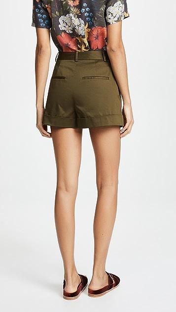 alice + olivia Conry Shorts