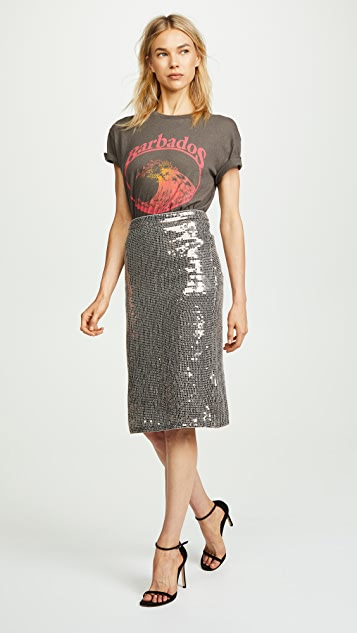 alice + olivia Rue Skirt