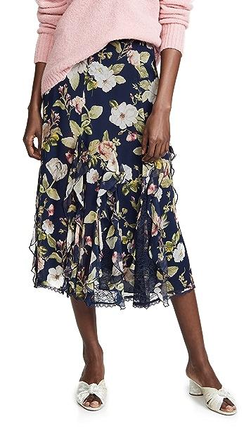 alice + olivia Uma Skirt