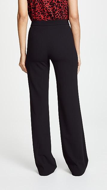 alice + olivia Облегающие брюки Jalisa
