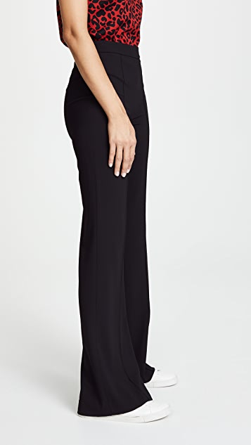 alice + olivia Jalisa Fitted Pants