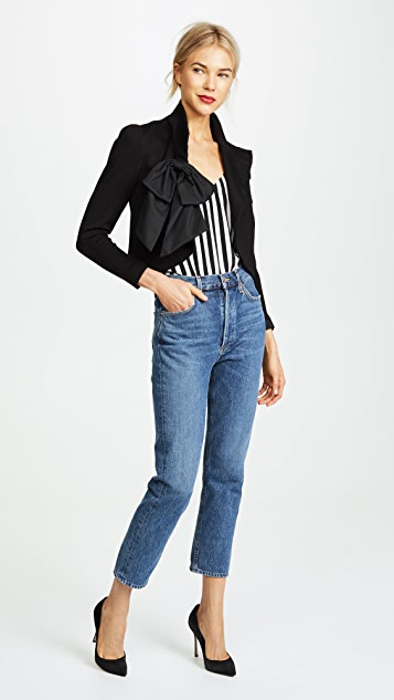 alice + olivia Addison Jacket