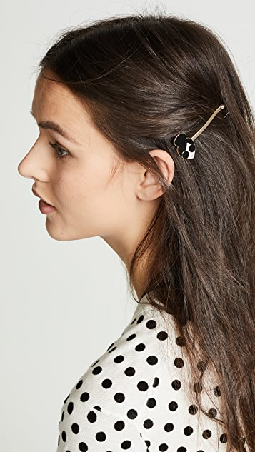 alice + olivia Stace Face Hairpin