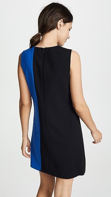 alice + olivia Coley Colorblock Dress