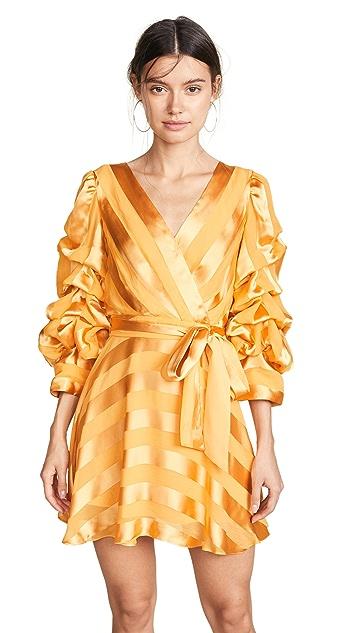 alice + olivia Santina Shirt Dress