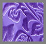 Baroque Floral Electric Purple