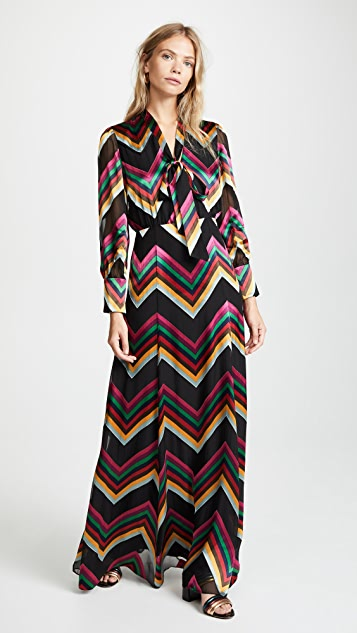 Alice Olivia Annabella Maxi Dress Shopbop