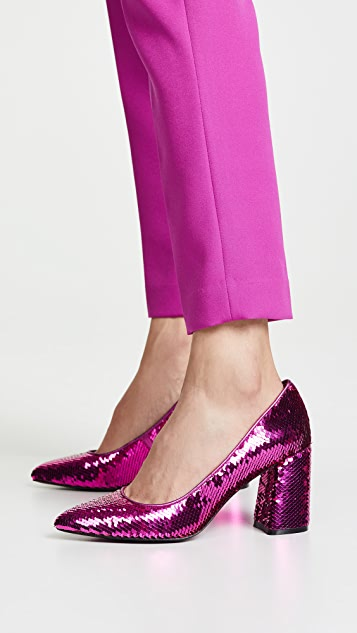 alice + olivia Demetra Pumps