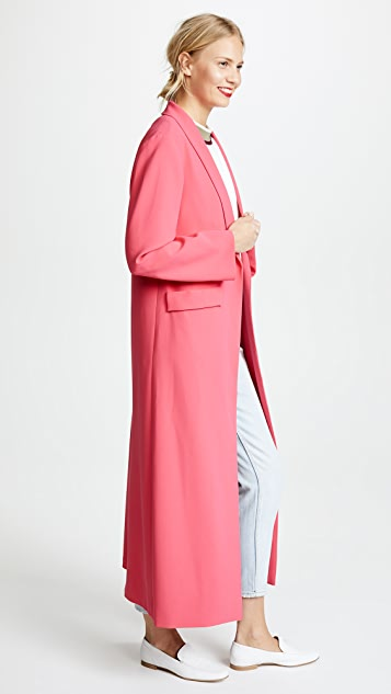alice + olivia Angela Long Coat