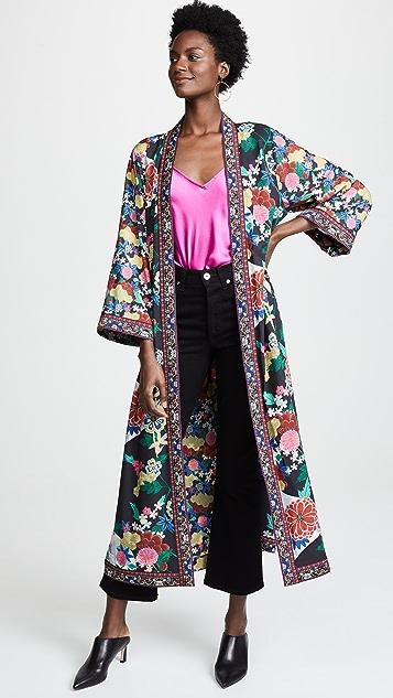 alice + olivia Lynn Kimono