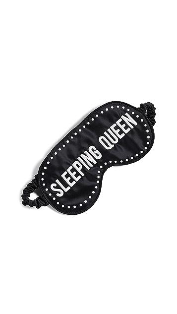 alice + olivia Sleeping Beauty Eye Mask