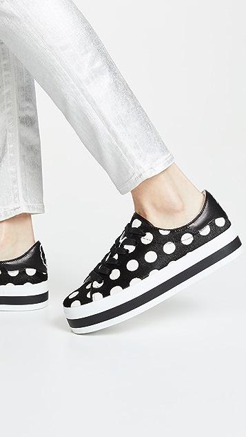 29f0b9a21d0d alice + olivia Ezra Sneakers ...