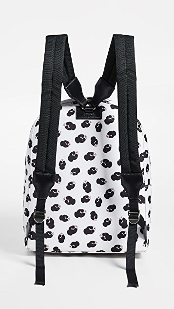 alice + olivia Parker Multi Staceface Backpack