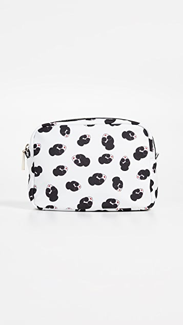 alice + olivia Carol Cosmetic Bag