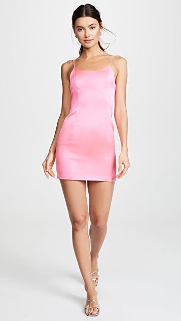 alice + olivia Nelle Mini Dress