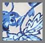 Painted Dahlia/Soft White/Corn