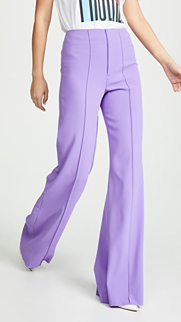 alice + olivia Dylan Wide Leg Pants