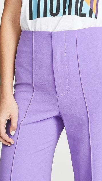 alice + olivia Широкие брюки Dylan