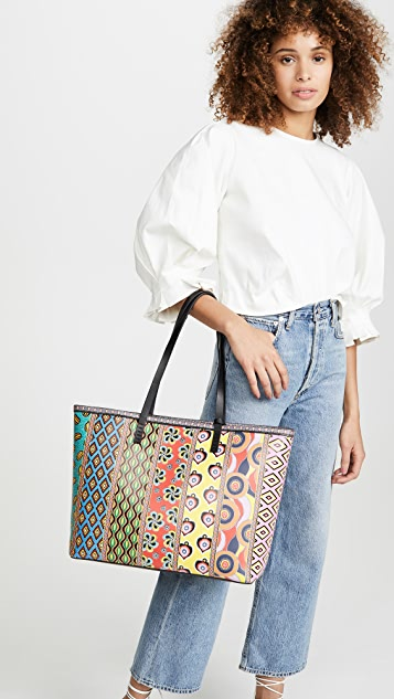 alice + olivia Missy 印花大号完美手提袋
