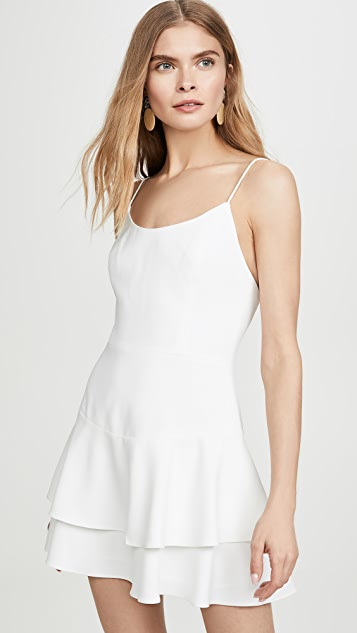 Palmira Tank Dress by Alice + Olivia