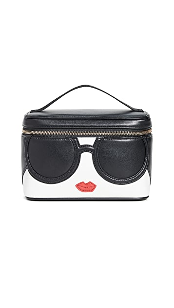 alice + olivia Alice Stace Face Train Case