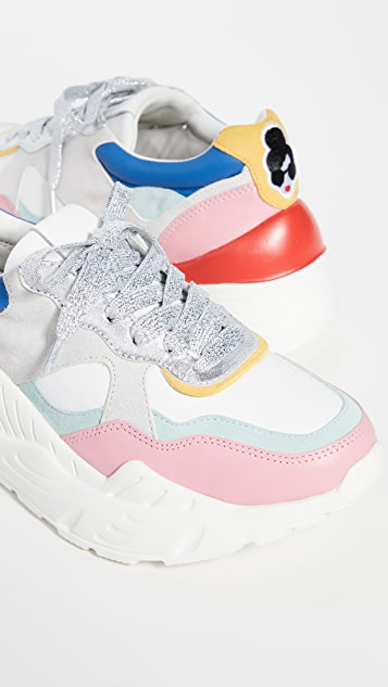 alice + olivia Claudine Sneakers