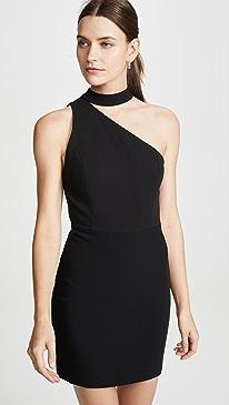 Skyla One Shoulder Fitted Dress
