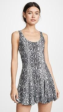 Alicia Godet Midi Tank Dress