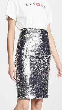 Ramos Sequin Skirt