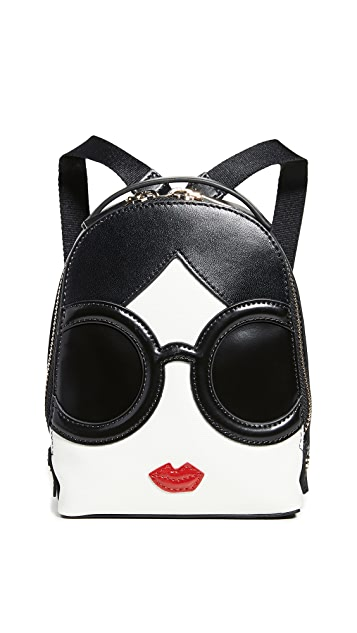 alice + olivia Sky Stace Face Micro Backpack