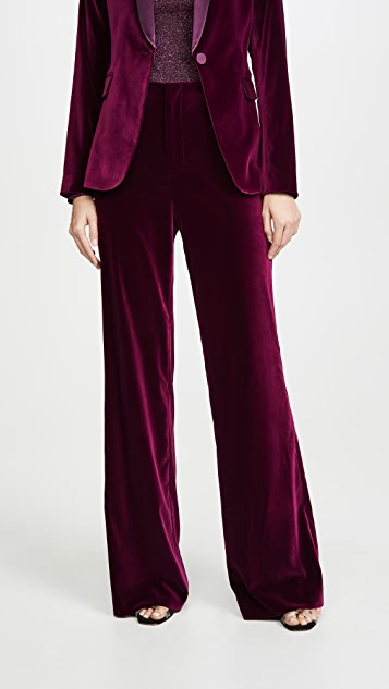 alice + olivia Lorinda Super High Waist Pants