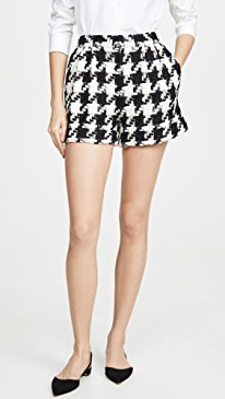 Conry Pleated Cuff Shorts