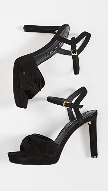 alice + olivia Bailee Sandals