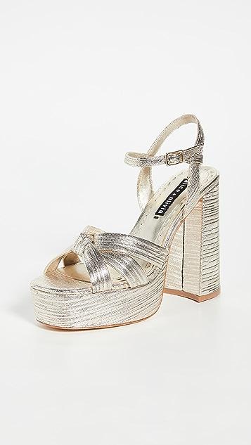 alice + olivia Veren Platform Sandals