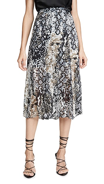alice + olivia Athena Skirt