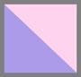 紫色/浅紫色/荧光粉色