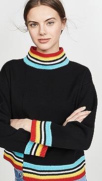 Aleta Asymmetrical Pullover