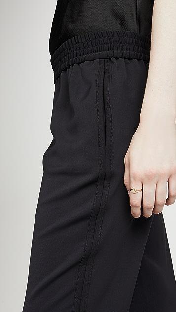 alice + olivia Benny 锥形长裤