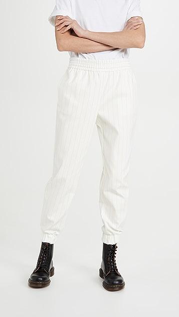 alice + olivia Pete Pull Up Pants