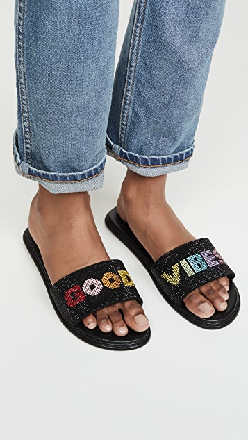 alice + olivia Tatumn Slides