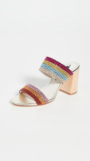 alice + olivia Loni 穆勒鞋